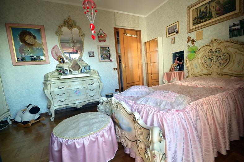 Genzano di Roma, Montecagnoletto, Via Ligabue