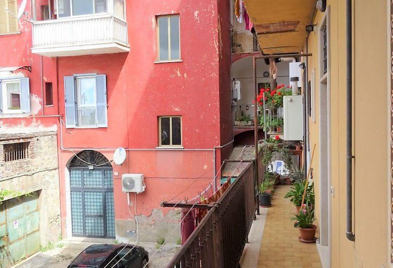 Genzano di Roma, Via Sebastiano Silvestri n. 56