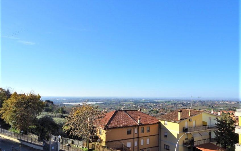 Lanuvio, Via Ornarella