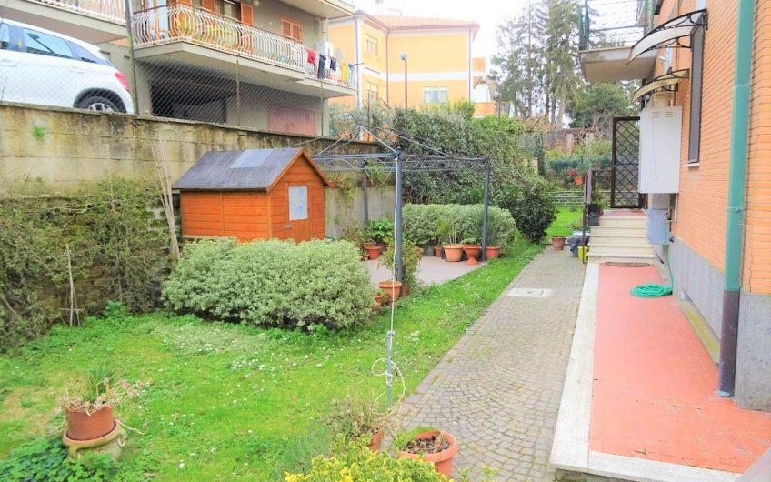 Ariccia, Via Luigi Fortunati
